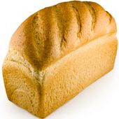 Bakers Delight Wholemeal Tin Vienna Loaf