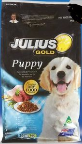 ALDI Julius Dry Dog Food